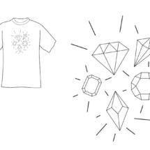 kinder-T-Shirts zum ausmalen2