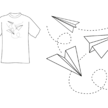 kinder-T-Shirts zum ausmalen3