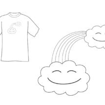 kinder-T-Shirts zum ausmalen4
