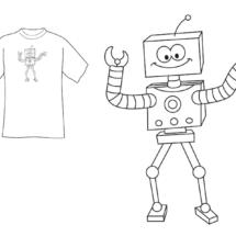 kinder-T-Shirts zum ausmalen7
